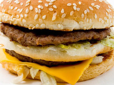 マクドナルドだけを食べ続けた男性が27キロのダイエットに成功!?