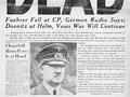 「ヒトラー最期の24時間」が報じられる!! 20世紀の極悪独裁者の最期の足取りとは?