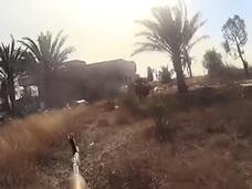 """IS戦闘員のGoProカメラが捉えた戦場がFPSそのもの!? 最後は""""ゲームオーバー""""に(閲覧注意)"""