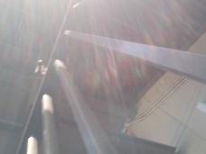 """【心霊写真】解き放たれた「式神さま」!? 陰陽師の携帯が""""自動撮影""""した無数の光線!!"""