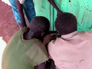 【ミサイルの破片が直撃した7歳男児の姿が凄惨すぎる!! スーダン南部で今起きていること