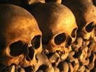 600万体の骸骨が眠るパリの地下 ― カタコンブ・ド・パリの「人骨の壁」
