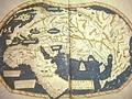 コロンブスが航海に利用した世界地図「マルテルス図」の詳細が最新画像処理技術で明らかに! 巨大耳族が存在した記述も