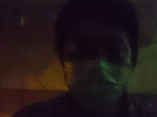 【心霊写真】隔離病棟部屋の霊体を陰陽師が激写!! あの世への道連れを探す「残留思念」か!?