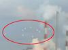 10機のUFOが大阪湾上空に出現! 母船から吐き出された小型UFO隊か!?