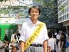 最近、渋谷駅ハチ公前に「叫び続ける男」が出現中! 一体何者なのか、直撃インタビュー!!