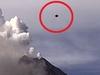 """火口上空を浮遊する""""ピラミッド型""""UFO! 著名研究家が「今年一番」と唸ったヤバすぎる形!!=メキシコ"""