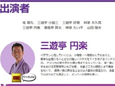『笑点』で三遊亭円楽が安倍首相の批判ネタを連発! 危惧される日本テレビの圧力