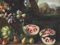 17世紀に描かれた「スイカの絵」の見た目が現代と違いすぎる! 不気味で奇妙な見た目だった!?