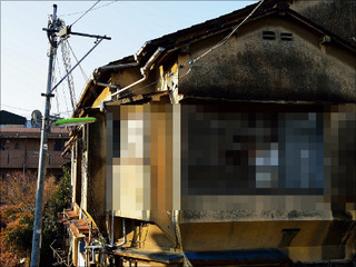 【スクープ】消えゆく昭和遺構・良忠荘から謎の光