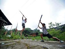 部族間抗争に備え……? 中国山奥に「象形拳」の達人だらけの武術村があった!