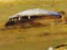 遂に火星で「火星人の基地」が発見される?