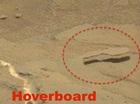 火星を浮遊する「ホバーボード」と「スプーン」が発見される! 本当に浮いているとしか思えない!!