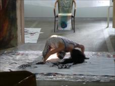 炎の画家!田嶋奈保子 ― DV、介護、育児放棄…「家族の崩壊」を描いた作品の恐るべき強度