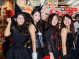 【スクープ】渋谷ハロウィン前夜、すでに仮装が多数出現! 今年の仮装レベルは?