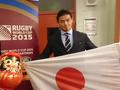 2万年に1人の男・五郎丸 生放送中のポロリ事故でゲイたちが歓喜!