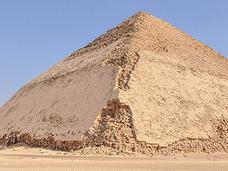 """福島第一原発でも役立った、""""宇宙線・ミュー粒子""""で屈折ピラミッドの謎解明へ!?=エジプト"""