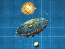 【衝撃】「地球は平面かつ円盤状だ!!」 増加する「地球平面協会」メンバーの主張とは!?