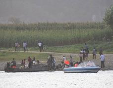 """米艦・中国""""領海内""""派遣の緊張をよそに、中朝国境河川は治外法権!?「場合によっては、上陸も……」"""