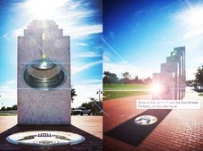 1生に1回は見ておきたい! 1年に1度、11月11日11時11分だけに訪れる奇跡の光