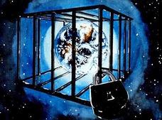 【新説】地球は閉じ込められている — バベルの塔とヴァン・アレン帯の謎