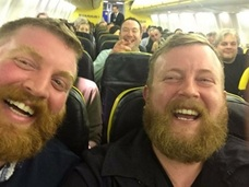 【ドッペルゲンガー】奇跡か、悲劇か!? 飛行機で「もう一人の自分」に出会った!!