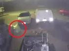 【動画】「100%幽霊で間違いない!」駐車場を8秒で横切る半透明ゴーストが激写される!