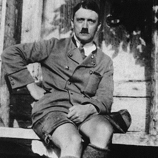 ヒトラーのキンタマ