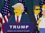 """「シンプソンズ」が""""暴君""""大統領候補トランプの出現を完全予言していた! 全米崩壊の未来も…!?"""