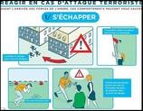 東京防災以上のクオリティ!? 仏政府発行の「テロ・サバイバル・ガイド」の内容とは?