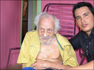 【ブラジルの131歳の男、101歳で結婚。妻との驚愕の年の差は…?