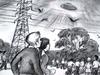 """50年前に起きた重大UFO事件に新展開か? 「ウェストール事件」の目撃者が""""黒いスーツの男たち""""について語りはじめた=オーストラリア"""