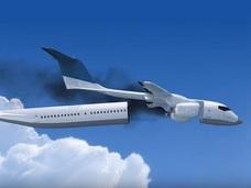 「墜落事故で乗客が死なない旅客機」が画期的すぎる! 客室部分を丸ごと放出!?