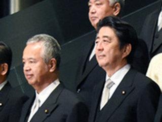 【ネトウヨが「武士」とホメる甘利明は「悪代官」だ! 5億円の企業献金とパーティ収入、年間1千万の原発マネー