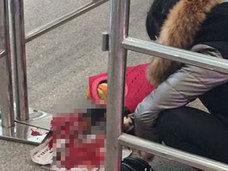 """持ち込みを禁止された鴨を、駅構内で屠殺! 中国""""野蛮すぎる""""鉄道事情"""