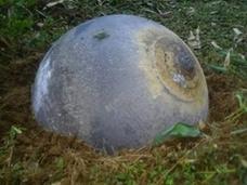 またもやUFO落下! 雷鳴の後、ベトナムの上空から次々と金属ボールが落ちてきた!