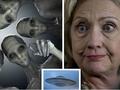 ヒラリー・クリントンが超爆弾発言 「エイリアンはすでに地球にいる」