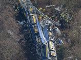 【閲覧注意】ドイツ列車事故、死者10人・負傷者81人 事故発生直後の様子を捉えた映像が公開される
