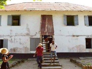 鎖につながれた黒人奴隷の亡霊たちか! 宣教師の館で「この世のものとは思えないような物音」=ナイジェリア
