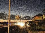 スクープ! 岡山県のJKが撮った「目視できない不思議なUFO艦隊」がマジで謎すぎる!! 電磁場もクッキリ!?