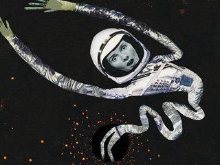 【重力波】拡大するブラックホールが地球を吸い寄せる!?  恐怖の「スパゲッティ化現象」とブラホ周辺の知的生命体