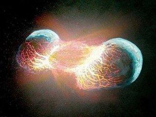 45億年前の巨大衝突「ジャイアント・インパクト」はもっと大きな衝突だった!? 月の起源の秘密も…