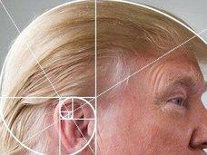 """共和党トランプ候補の顔は「黄金比」に則っていた! 躍進理由は""""普遍的な美""""にあり!?"""