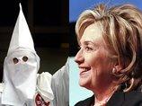 """【米大統領選】KKKのリーダーがヒラリー候補への支持表明! 「彼女には秘密の""""行動計画""""がある」"""