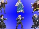最強の必殺技をもつ科学者は誰? ニュートン、アインシュタイン、ホーキング…最も偉大な科学者を決めるマッドゲームが激アツ!
