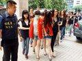 """台湾で82人の中国人""""売春雑妓団""""を一斉摘発!"""