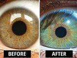 瞳の色は誰でも変えられる! 黒目→青目になるカギは数年間◯◯を食べ続けることだった
