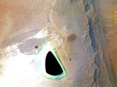 「ジェミニ5号」が1965年に撮影した写真にUFO発見! 漆黒の三角飛行物体は「TR-3B」プロトタイプか!?