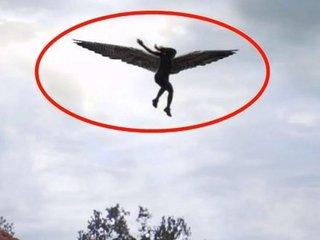 【衝撃動画】世界で相次ぐ天使降臨! 吉兆か、災の前触れか、深まる謎