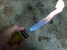 【怪しい実験室】100円ライターを最強に改造する法